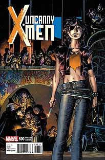 UNCANNY X-MEN VOL 3 #600 SMITH VAR