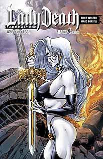 LADY DEATH APOCALYPSE #4