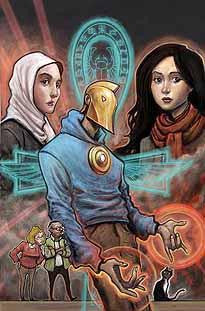 DOCTOR FATE VOL 4 #12