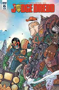 JUDGE DREDD VOL 5 #6
