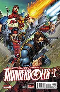 THUNDERBOLTS VOL 3 #1