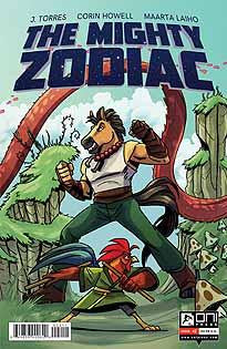 MIGHTY ZODIAC #2