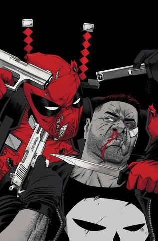 DEADPOOL VS PUNISHER #3