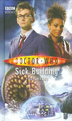 DOCTOR WHO SICK BUILDING HC NOVEL