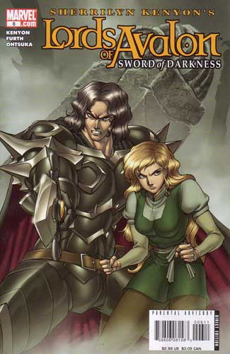 LORDS OF AVALON SWORD OF DARKNESS #6