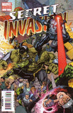 SECRET INVASION #3 2ND PTG YU VAR