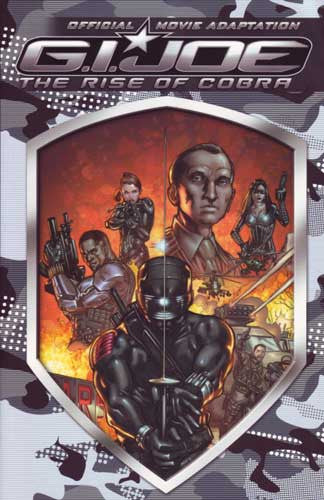 GI JOE MOVIE ADAPTATION TP - Kings Comics