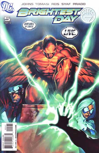 BRIGHTEST DAY #5 VAR ED - Kings Comics