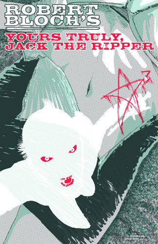 YOURS TRULY JACK THE RIPPER #2 - Kings Comics