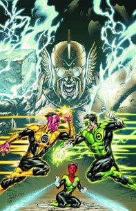 GREEN LANTERN CORPS HC VOL 08 THE WEAPONER