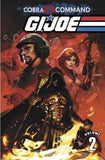 GI JOE V2 COBRA COMMAND TP VOL 02