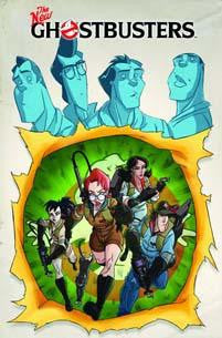 GHOSTBUSTERS ONGONING TP VOL 05 NEW GHOSTBUSTERS