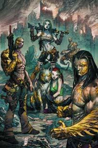 CYBER FORCE VOL 4 #6