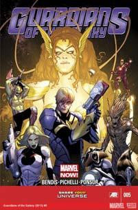 GUARDIANS OF GALAXY VOL 3 #5 NOW - Kings Comics