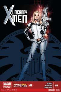 UNCANNY X-MEN VOL 3 #9 NOW