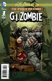 STAR SPANGLED WAR STORIES GI ZOMBIE FUTURES END #1 STD ED - Kings Comics