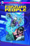 INFINITY MAN FOREVER PEOPLE FUTURES END #1 STD ED