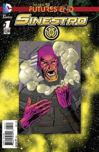 SINESTRO FUTURES END #1 STANDARD ED