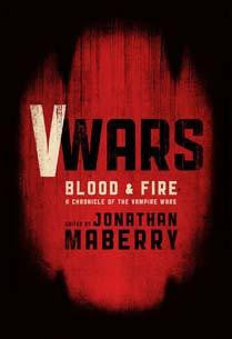 V-WARS BLOOD AND FIRE PROSE HC