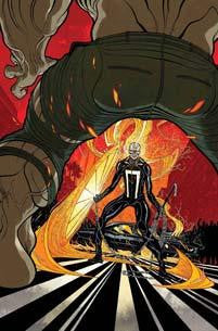 ALL NEW GHOST RIDER #5