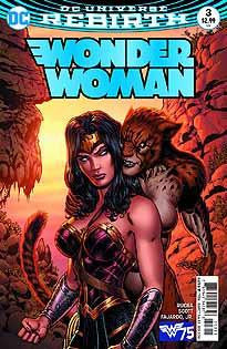 WONDER WOMAN VOL 5 #3