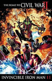 INVINCIBLE IRON MAN VOL 2 #11 RCW2