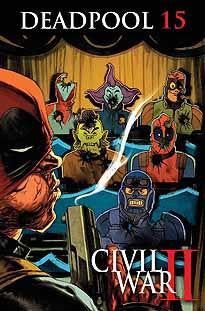 DEADPOOL VOL 5 #15 CW2