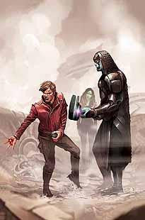 GUIDEBOOK MARVEL CINEMATIC UNIVERSE MARVELS GOTG #1