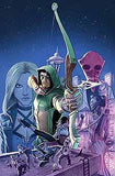 GREEN ARROW VOL 7 #1 2ND PTG