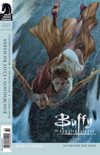 BUFFY THE VAMPIRE SLAYER VOL 2 #10