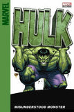 GIANT SIZE HULK MISUNDERSTOOD MONSTER