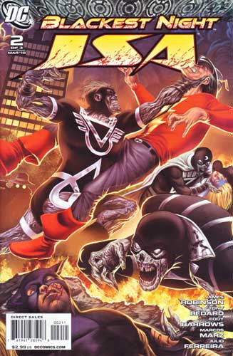 BLACKEST NIGHT JSA #2