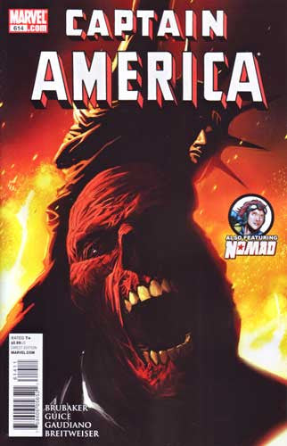 CAPTAIN AMERICA VOL 5 #614
