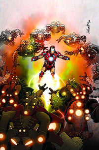 INVINCIBLE IRON MAN #512