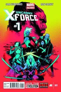 UNCANNY X-FORCE VOL 2 #1 NOW - Kings Comics