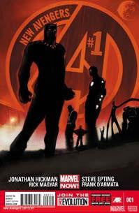 NEW AVENGERS VOL 3 #1 NOW