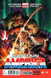 CAPTAIN AMERICA VOL 7 #3 NOW - Kings Comics