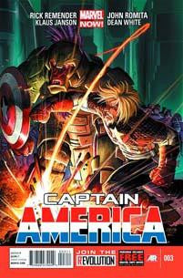 CAPTAIN AMERICA VOL 7 #3 NOW