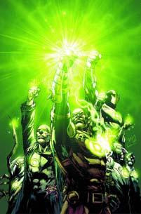 GREEN LANTERN CORPS VOL 3 ANNUAL #2