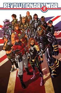 REVOLUTIONARY WAR ALPHA #1