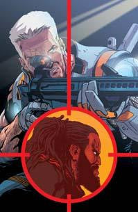 CABLE AND X-FORCE #18 XFV