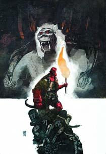 HELLBOY AND THE BPRD #2 1952