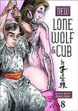 NEW LONE WOLF AND CUB TP VOL 08