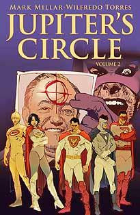 JUPITERS CIRCLE VOL 2 #3