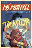 MS MARVEL VOL 4 #3