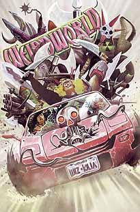 WEIRDWORLD VOL 2 #2