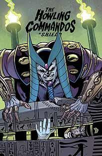 HOWLING COMMANDOS OF SHIELD #4