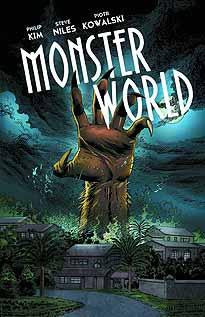 MONSTER WORLD #2