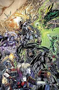 JUSTICE LEAGUE SUICIDE SQUAD #4