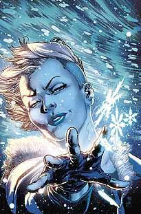 JUSTICE LEAGUE OF AMERICA KILLER FROST REBIRTH #1 - Kings Comics